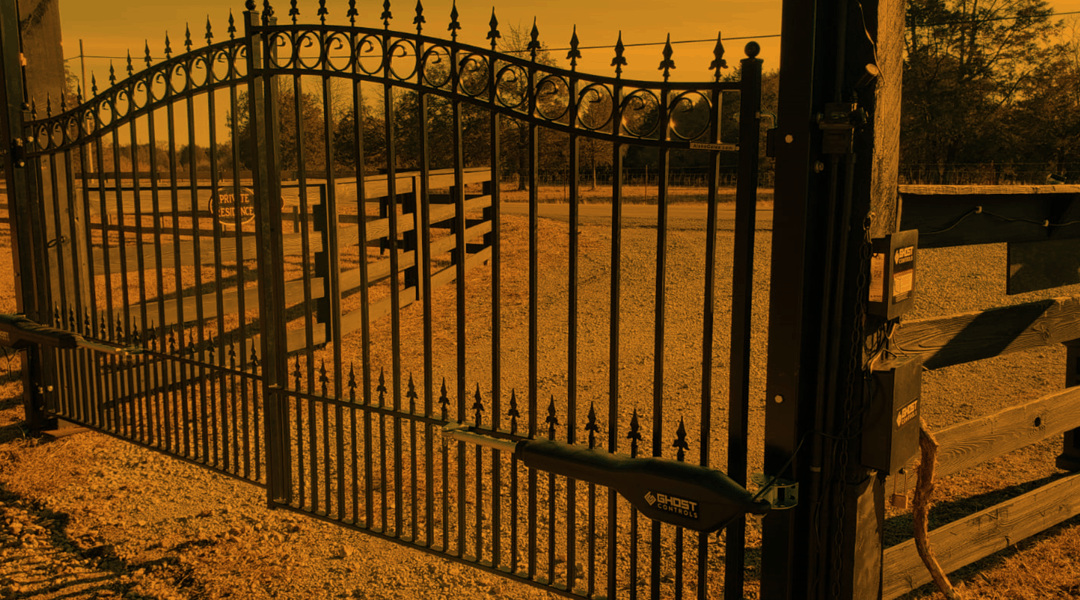 Automatic Driveway Gates: Your Safety Issue