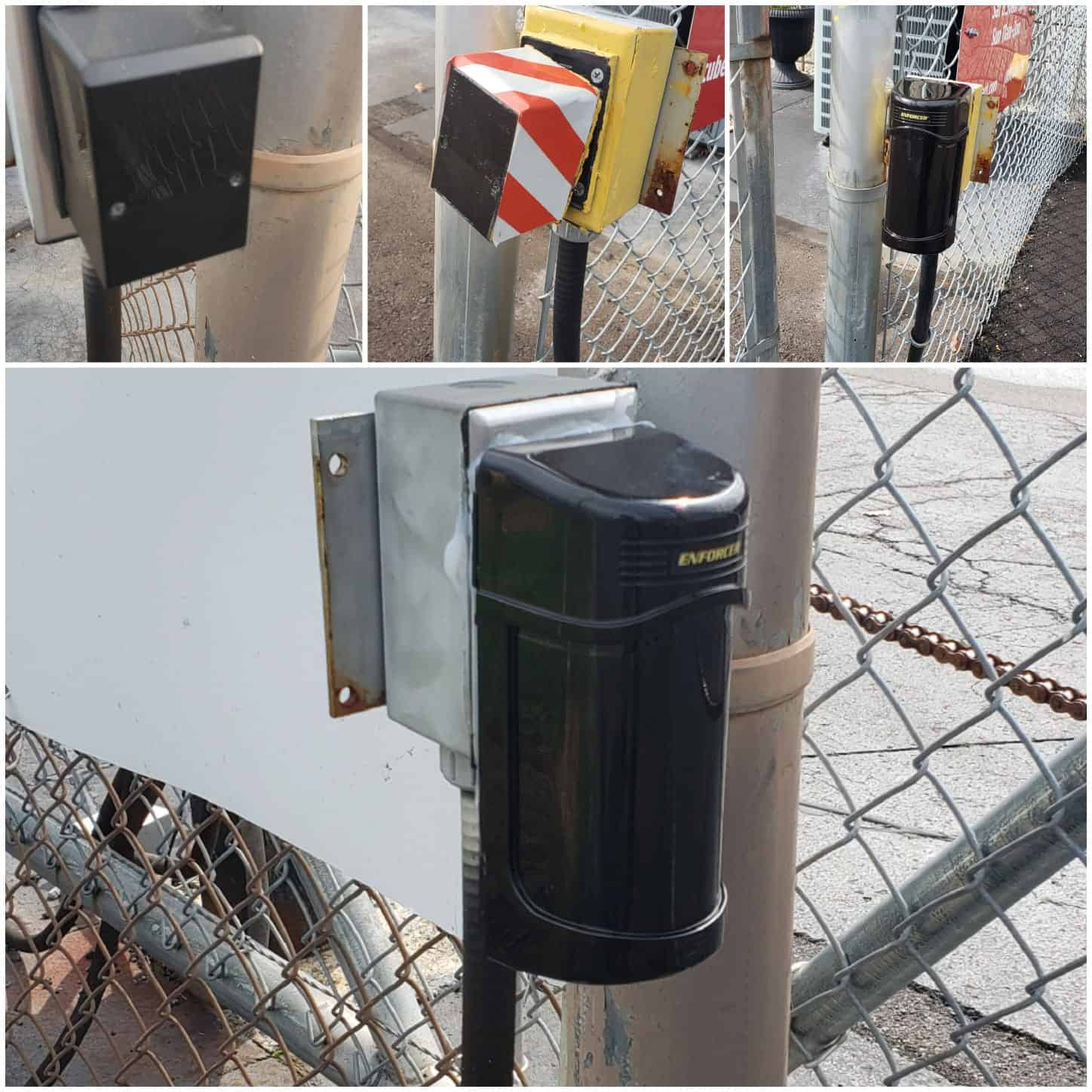 ACCESS CONTROL FOR GATES 2 1