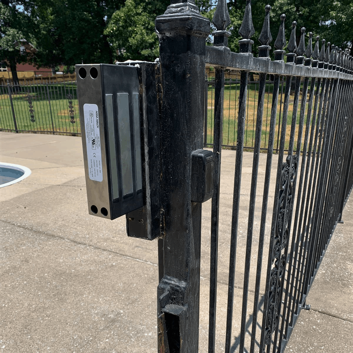 ACCESS CONTROL FOR GATES copy