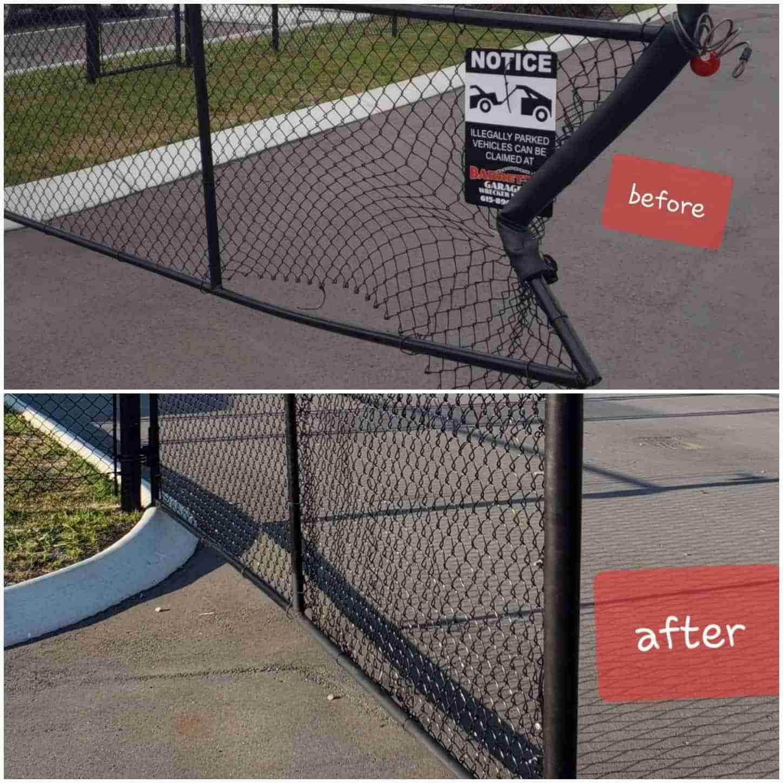 Gate Repair 1