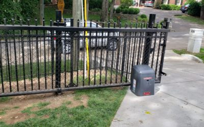 What Is Electric Opening Gate and Why Is It Popular?