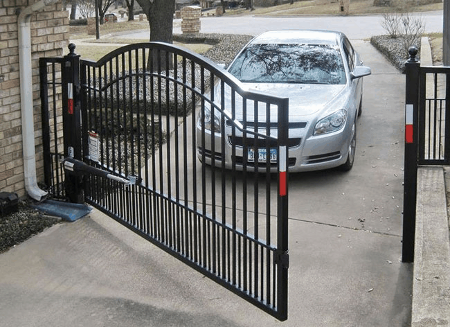 Blog my choice guide Lifestyle single driveway gate