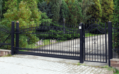 Things to Look for When Buying Iron Driveway Gates