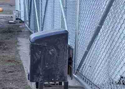 Liftmaster Sliding gate installtion