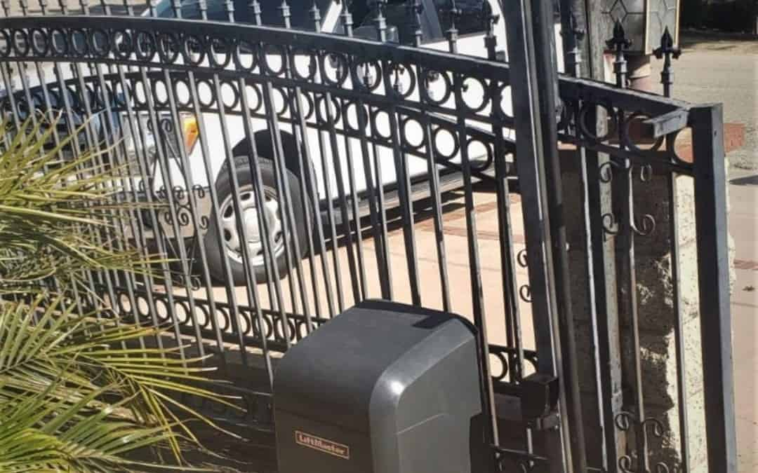 Bring Your Entrance To Life Through Electric Gate Installation