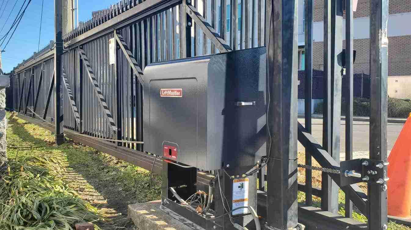 Coomircial motor installed Dallas