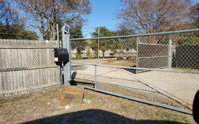Increasing The Efficiency Of Automatic Gates