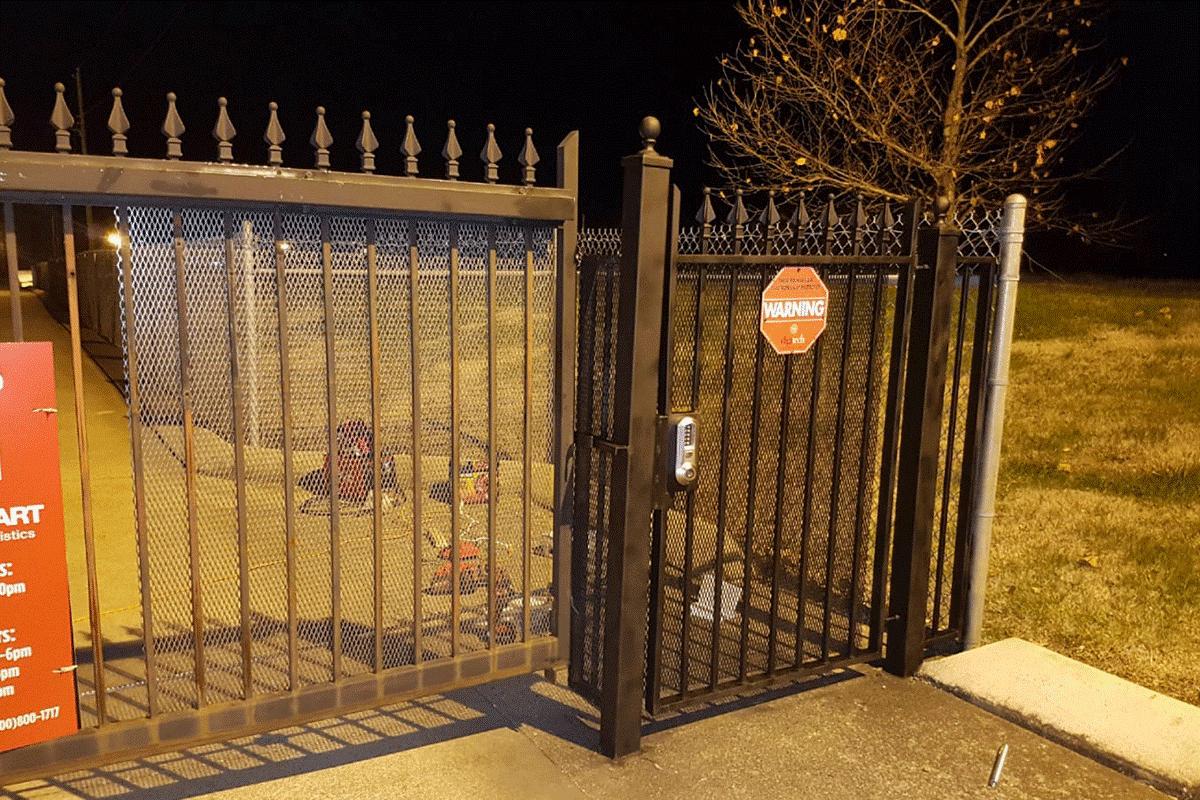 Swinging Gates