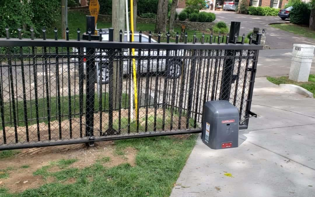 Things No One Would Tell You About Electric Gate Installation