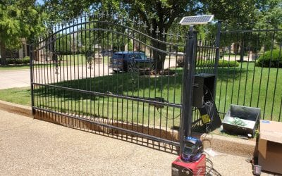 How to choose the best electric gate installation service?