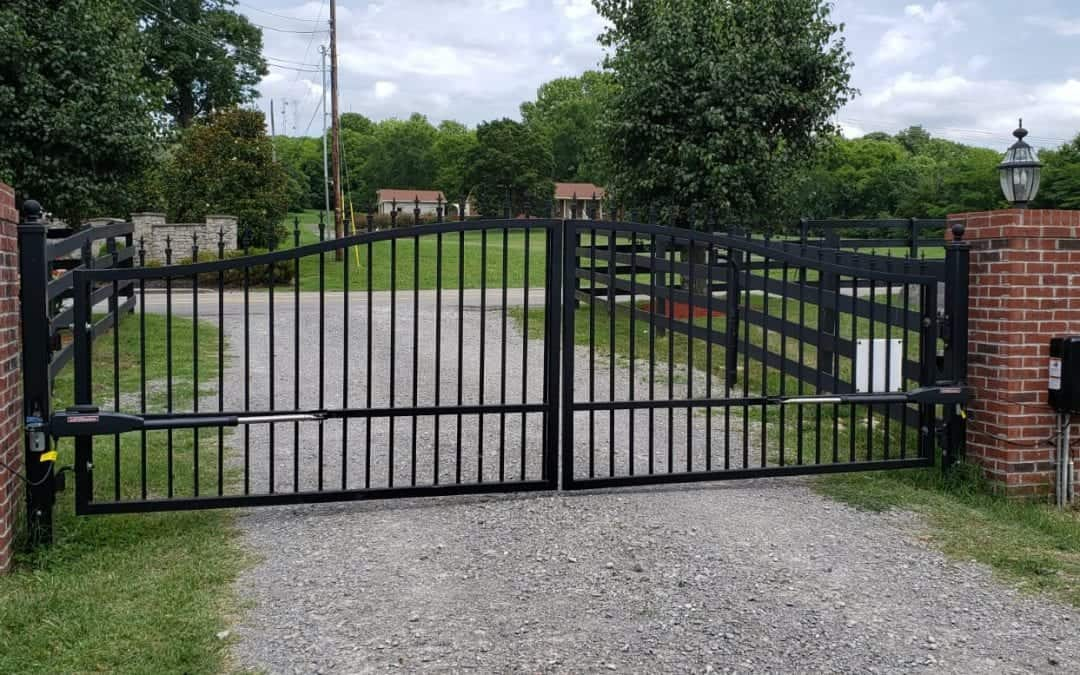 Top Reasons For What You Need To Install Iron Driveway Gates