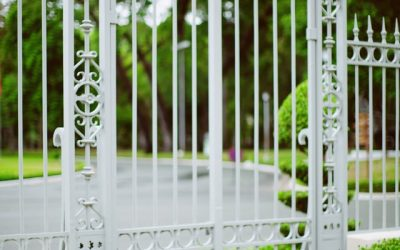 A Few Things To Consider When Installing Iron Gates